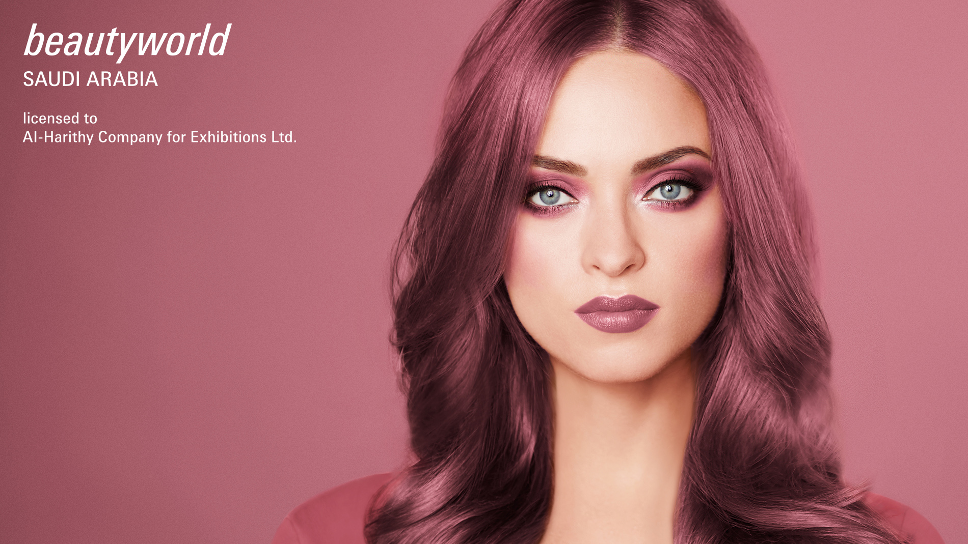 Beautyworld Saudi Arabia Keyvisual 2021