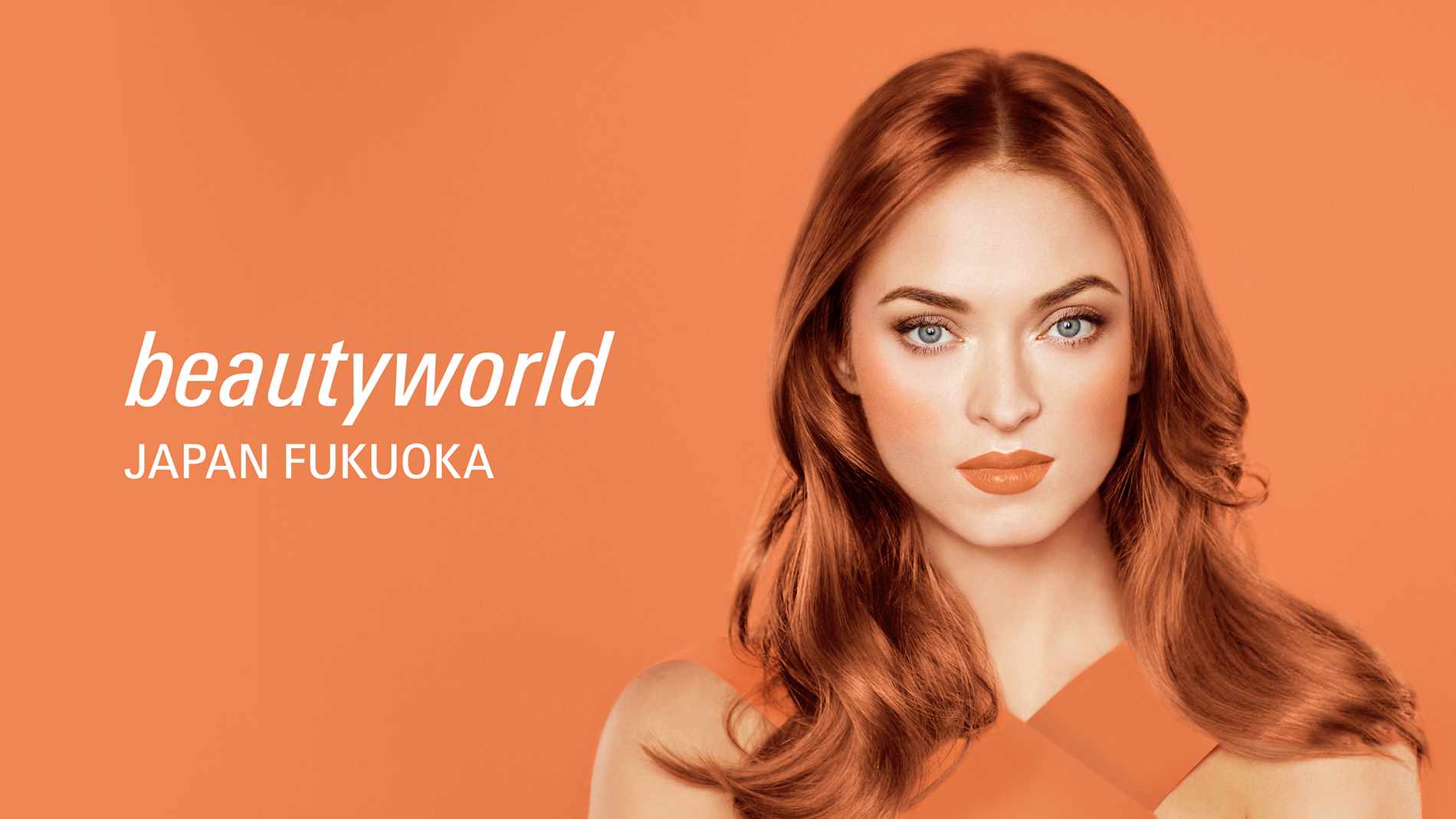 Beautyworld Japan Fukuoka Keyvisual 2021